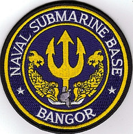 Bangor Sub Base patch
