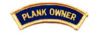 Plank Owner patch