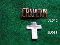 Chaplain Pin