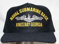 BALLCAP, KINGS BAY NAVAL SUBMARINE BASE