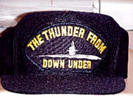 BALLCAP, THE THUNDER FROM DOWN UNDER
