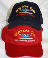 Bottom Gun ballcaps