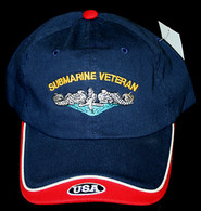USA SOFT UNSTRUCTURED BALLCAP