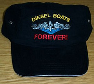 DBF, Diesel Boats Forever Ball caps