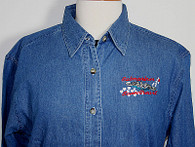 Denim Shirts: Submariner's Sweetheart