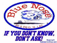 Blue Nose T-Shirt