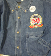 Holland Club Denim Shirts