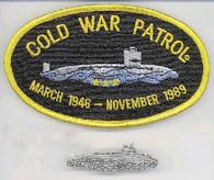 Cold War Pin