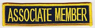 Associate Member Tab -patch