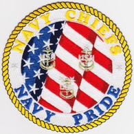 CPO Navy patch
