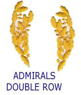 Admiral Oak Leaves (Scrambled Eggs)