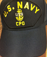 CPO US Navy Chief Emblematic Cap