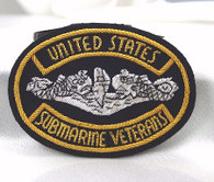 USSVI Bullion Jacket Badge