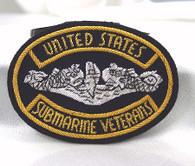 USSVI Bullion Jacket Badge