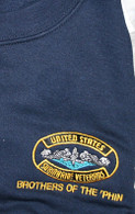 "Sweatshirts: USSVI ""Brothers of the Phin"""