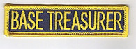 Base Treasurer patch