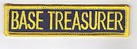 Base Treasurer patch