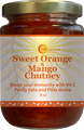 SVA Sweet Orange Mango Chutney  8oz