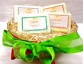 Aromatherapy Soaps Basket