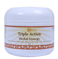 Triple Action Herbal Synergy Transdermal Cream