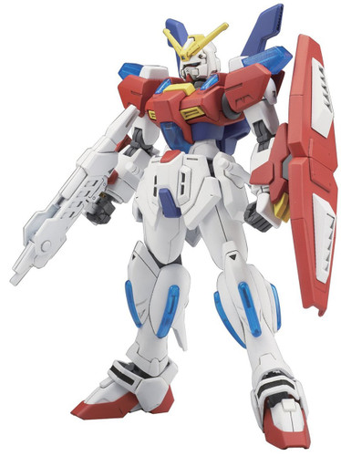Bandai HG Build Fighters 058 GM's COUNTERATTACK (Prov. Title) 1/144 scale kit