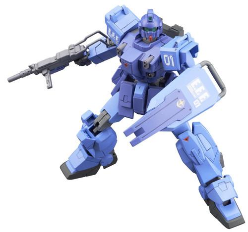 "Bandai HGUC 207 Gundam BLUE DESTINY UNIT 1 ""EXAM"" 1/144 scale kit"