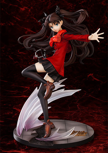 SOUYOKUSHA Fate/stay night [Unlimited Blade Works] Rin Tohsaka 1/7 Scale Figure