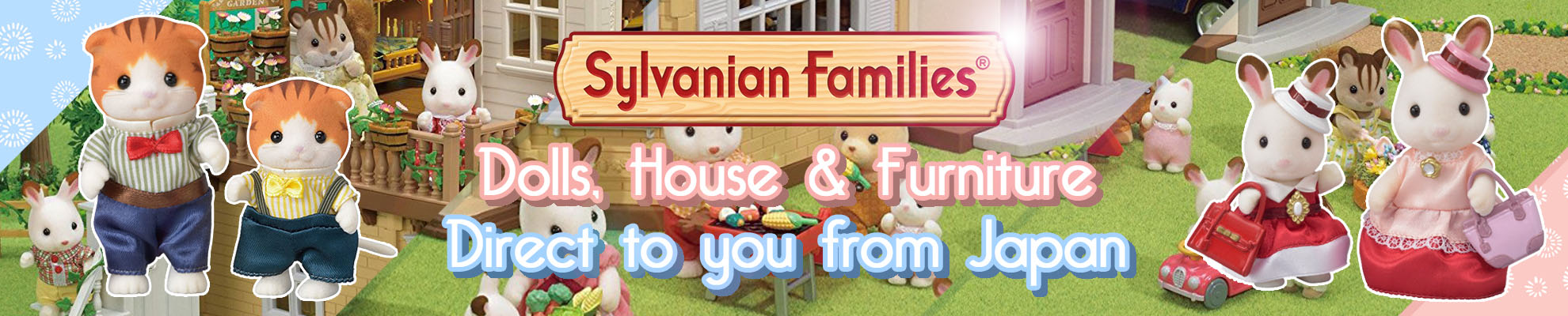 Plaza Japan Sylvanian Families Toys