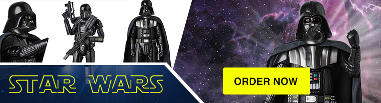 Order your Star Wars Rogue One Figures Today