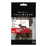 Kawada NBC-187 nanoblock Irish Elk
