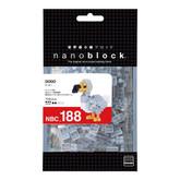 Kawada NBC-188 nanoblock Dodo