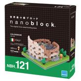 Kawada NBH-121 nanoblock Colosseum