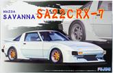 Fujimi ID-80 MAZDA Savanna SA22C RX-7 1/24 scale kit