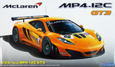 Fujimi RS-44 McLaren MP4-12C GT3 1/24 scale kit
