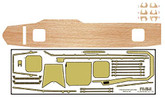Fujimi Gup114 Wooden Deck Parts for IJN Aircfraft Carrier Hiyou 1/700 scale