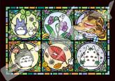 Ensky Art Crystal Jigsaw Puzzle 208-AC37 My Neighbor Totoro Ghibli (208 Pieces)