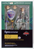 Good Smile The Legend of Zelda figma 319 Link Twilight Princess Figure