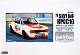 Arii Owners Club 1/32 29 1971 Skyline KPGC10 1/32 Scale Kit (Microace)