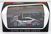 Ebbro 45399 S Road CRAFTSPORTS GT-R SUPER GT GT500 2016 Rd.2 Fuji No.46 1/43 scale
