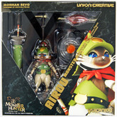 Kaiyodo (Union Creative) Vulcanlog 005 Monster Hunter Otomo Airou Figure