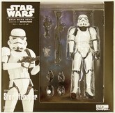 Kaiyodo Star Wars Revo (Revoltech) Series No. 002 Stormtrooper Figure