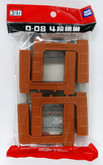 Tomy Tomica System D-08 4 Steps Bridge Pier for Tomica Cars 4904810820116