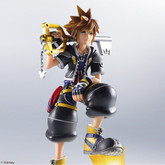 Square Enix 327688 Static Arts Gallery Kingdom Hearts II Sora Figure