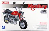 Aoshima Naked Bike 24 Honda MONKEY Custom Takegawa Ver.2 1/12 scale kit