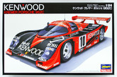 Hasegawa 20287 Kenwood Kremer Porsche 962C 1/24 scale kit