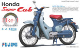 Fujimi Bike-01 Honda Super Cab C100 1958 1/12 Scale Kit
