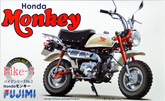 Fujimi Bike-03 Honda Monkey 1/12 Scale Kit