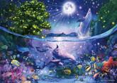 Epoch Jigsaw Puzzle 29-702 Lassen Firefly Fantasy (1000 S-Pieces)