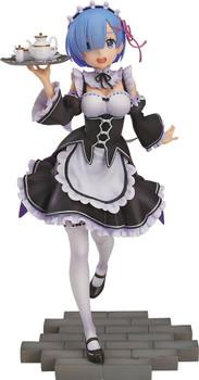 Good Smile Re: Zero Rem 1/7 Scale Action Figure (Re: Zero Kara Hajimeru Isekai Seikatsu)