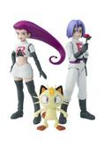 Bandai S.H. Figuarts Pokemon Team Rocket Figure | PlazaJapan